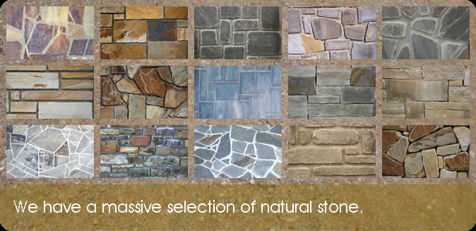 Natural stone mulch sand gravel soil tools for Landscaping rocks dallas
